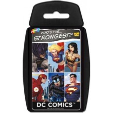 Top Trumps DC Comics - Who is the strongest?
