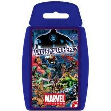 Top Trumps Marvel Universe
