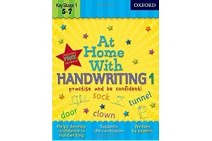 At Home With Handwriting 1, 5-7 years