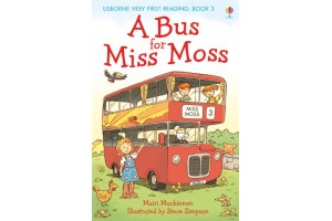 A Bus for Miss Moss (Level 2)