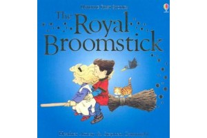 The Royal Broomstick (Level 3-5)