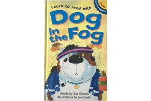 Learn to read with Dog in the Fog (Level 2)