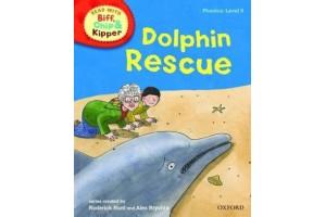 Dolphin Rescue (Phonics: Level 5)