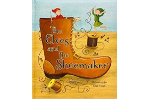 First Readers -The Elves and the Shoemaker (Level 6)