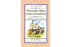 Christopher Robin Leads an Expedition- A Puffin Easy-to-Read