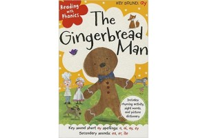 Reading with Phonics-The ginger bread Man (Level 6)