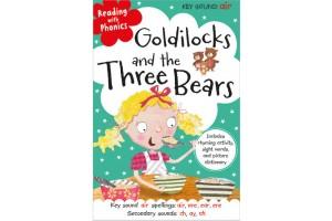 Reading with Phonics-Goldilocks and the Three Bears (Level 6)
