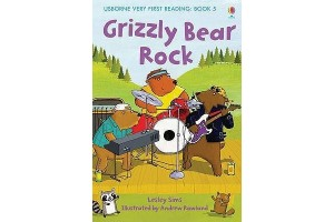 Grizzly Bear Rock (Level 2)