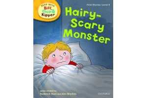 Hairy Scary Monster First Stories: Level 6