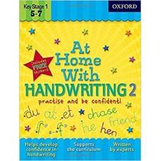 At Home With Handwriting 2, 5-7 years