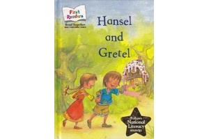 First Readers -Hansel and Gretel (Level 6)