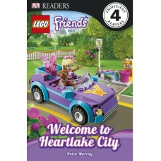 Lego Friends- Welcome to Heartlake City (Level 12)