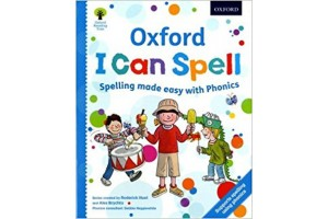 Oxford I Can Spell- Spelling made easy with Phonics