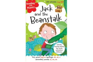 Reading with Phonics- Jack and the Beanstalk(Level 6)