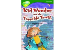 Kid Wonder and the Terrible Truth (Level 12)