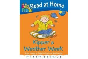 Kipper's Weather Week (First skills: Level 5)
