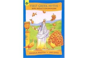 First Greek Myths - King Midas' Goldfingers (Level 8-9)