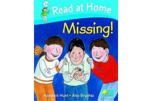 Missing! (First Stories: Level 4)