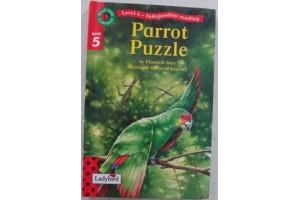 Parrot Puzzle (Level 10-11)
