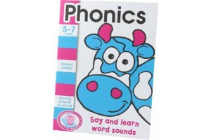 Phonics- Say and learn word sounds, 5-7 years