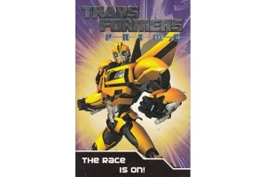 Transformers Prime- The Race is on