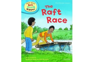The Raft Race (First Stories: Level 4)