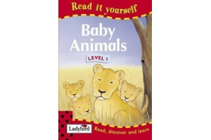 Read it yourself- Baby Animals (Level 3)