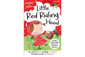 Reading with Phonics- Little Red Riding Hood (Level 6)