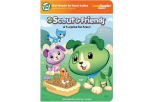 Scout and Friends - A surprise for Scout  (Level 6)