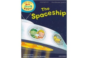 The Spaceship (First Stories: Level 4)