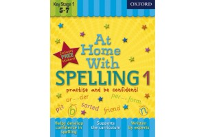 At Home With Spelling 1, 5-7 years
