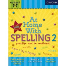At Home With Spelling 2, 5-7 years