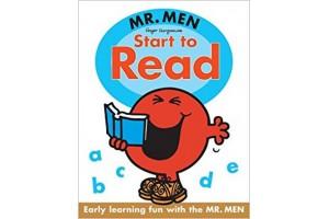 Mr Men Start to Read