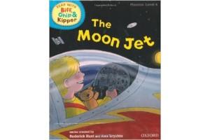 The Moon Jet (Phonics: Level 4)