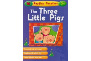 Reading together-The Three Little Pigs (Level 5)