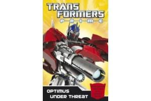 Transformers Prime- Under Threat