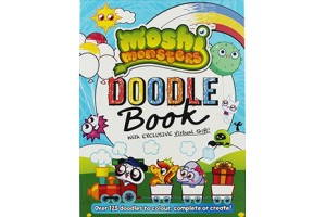 Moshi Monsters - Doodle Book