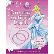Disney Princess Dreamy Activity Book