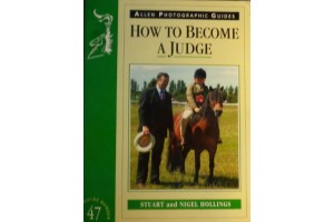 How to become a judge (Allen Photographic Guides)