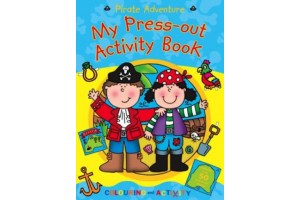 Pirate Adventure! My Press-out Activity Book