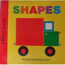 Shapes - a first book