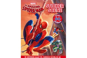 The Amazing Spider Man -Spider Man versus Green Goblin