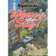 Top Gear- Where's Stig?