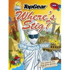 Top Gear- Where's Stig? - The World Tour