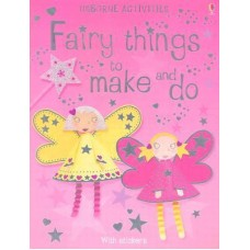 Fairy things to make and do.