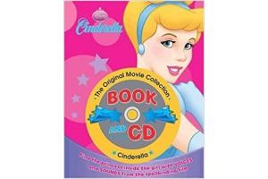 Cinderella with mp3 CD