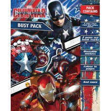 Captain America busy pack