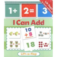 I Can Add - A lift-the-flap book