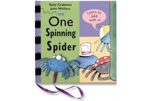One Spinning Spider- Learn to add with us!
