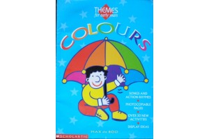 Themes for early years - colours